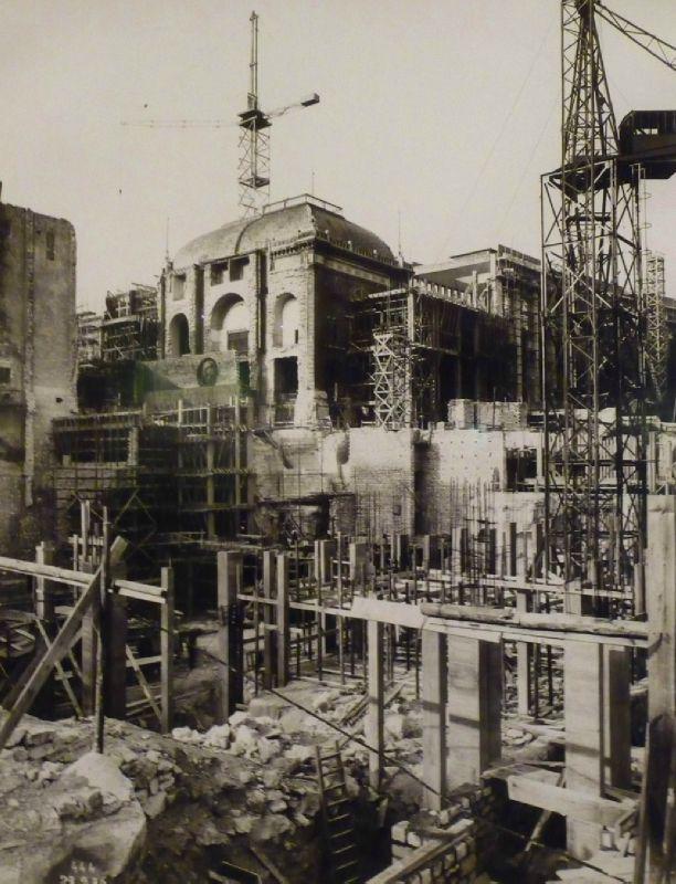 Construction du Palais 1878