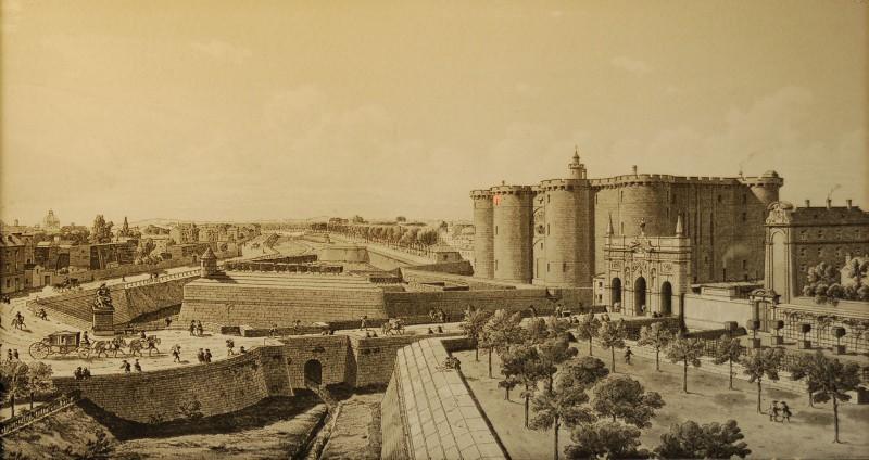 La Prison de la Bastille