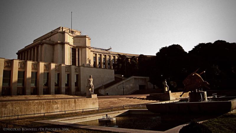 Palais de Chaillot (Nicolas Bonnell/De.Phoebus 2006)