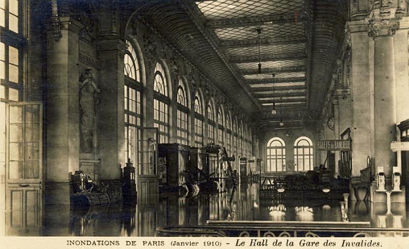 Gare des Invalides 4