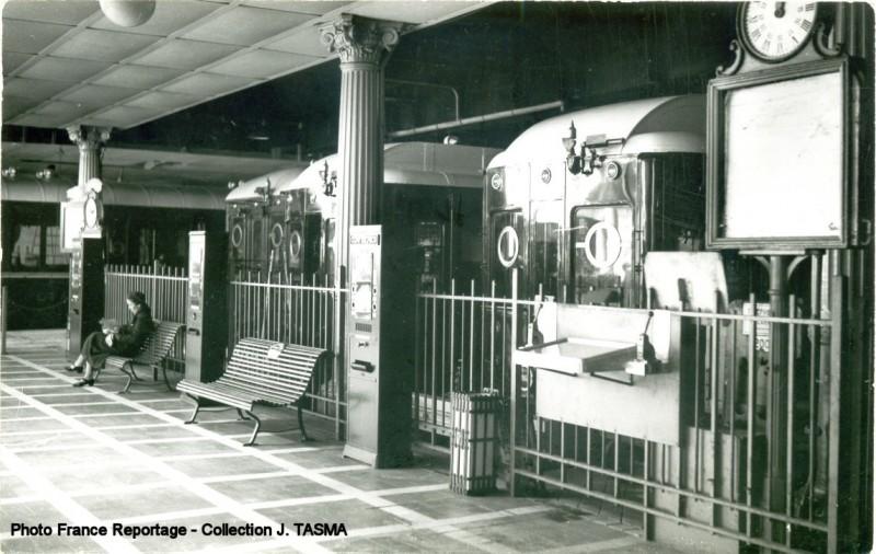 Gare des Invalides 3