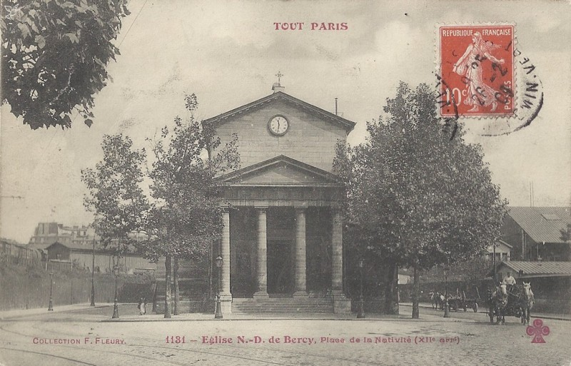 Notre Dame de Bercy