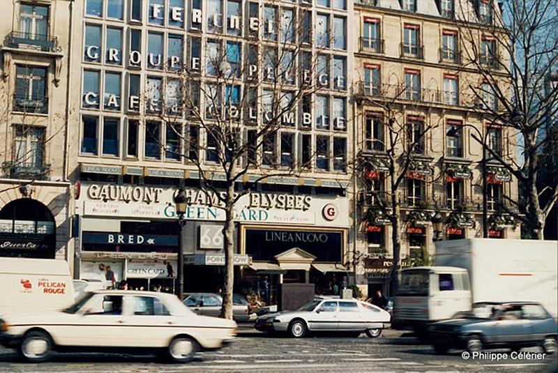 Gaumont Champs Elysées - http://sallesdecinemas.blogspot.fr/