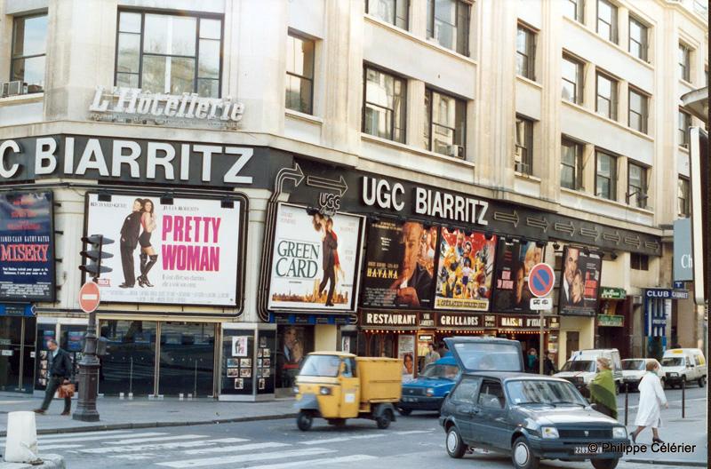 UGC Biarritz - http://sallesdecinemas.blogspot.fr/