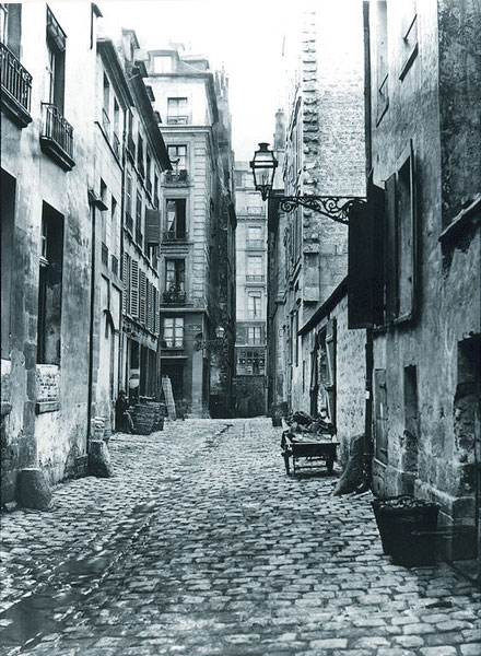 Rue Basse des Ursins