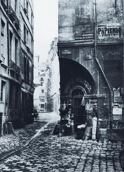 Rue des Marmousets