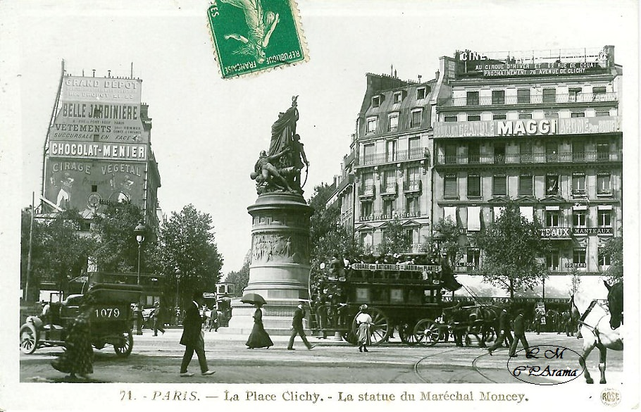 1368612418-carte-postale-Place-de-Clichy-PARIS