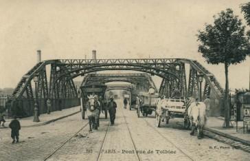 1895 – Le Viaduc de Tolbiac