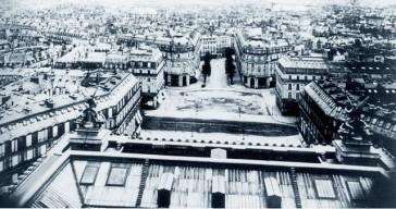 1879 – Le percement de l'Avenue de l'Opéra