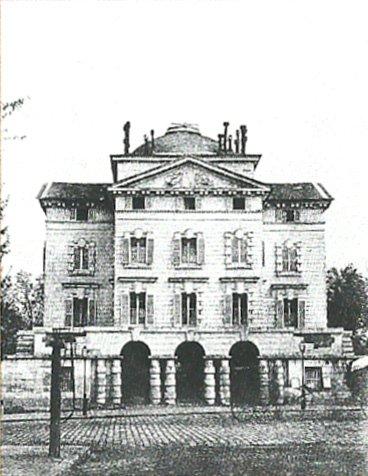 Barrière du Roule 1859