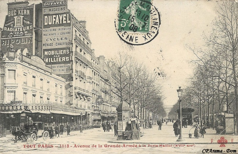 1900 porte maillot paris unplugged for Salon a porte de la villette