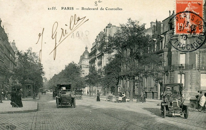 Station Courcelles