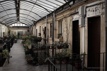 Paris 09 –  La cité ouvrière de Rochechouart