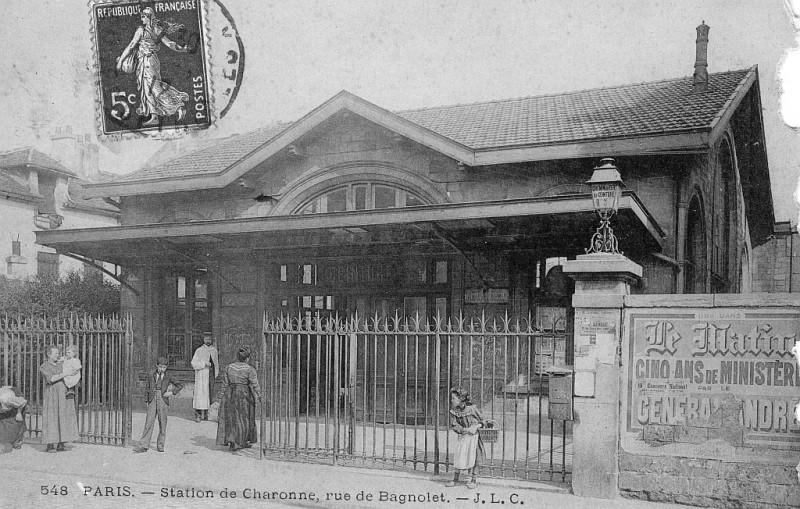 La Gare de Charonne