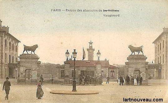 VAUGIRARD-ABATTOIRS