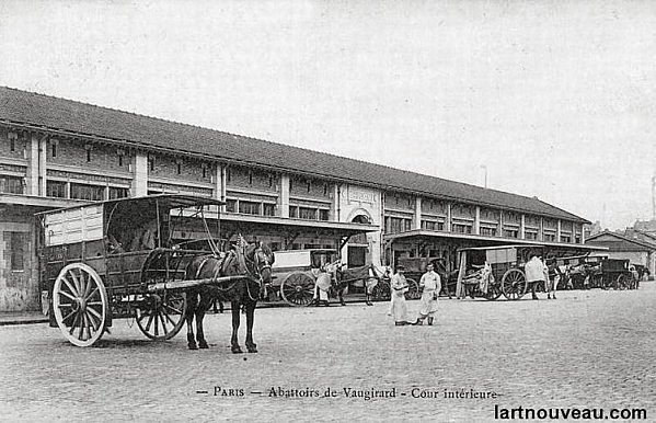 VAUGIRARD-COUR-INTERIEURE