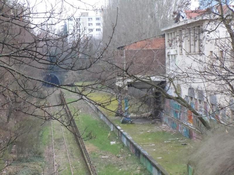 gare de Vaugirard abattoirs