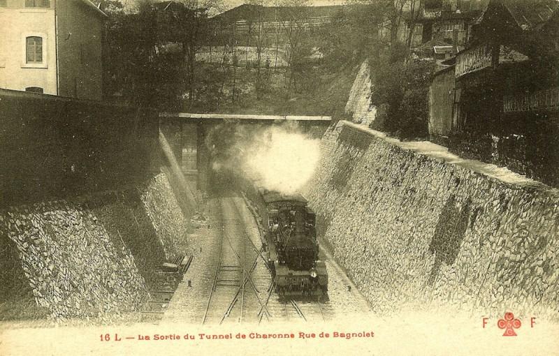 Le Tunnel de Charonne