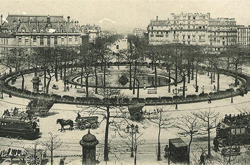 1860 de la porte la place d 39 italie paris unplugged for Centre commercial porte d italie