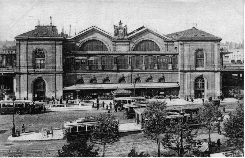 Ancienne Gare Montparnasse