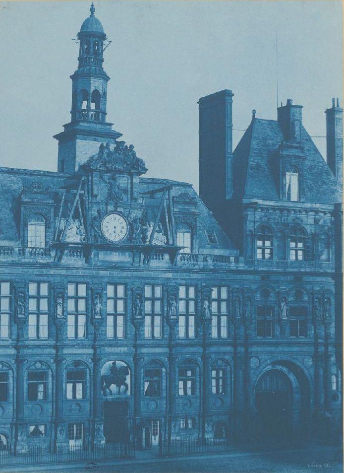 Hôtel de Ville - 1853