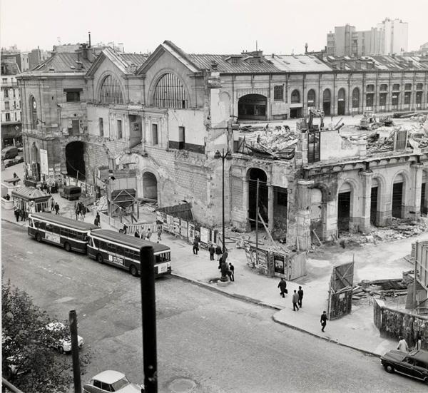1969 vie et mort de la gare montparnasse paris unplugged for Plan interieur gare montparnasse