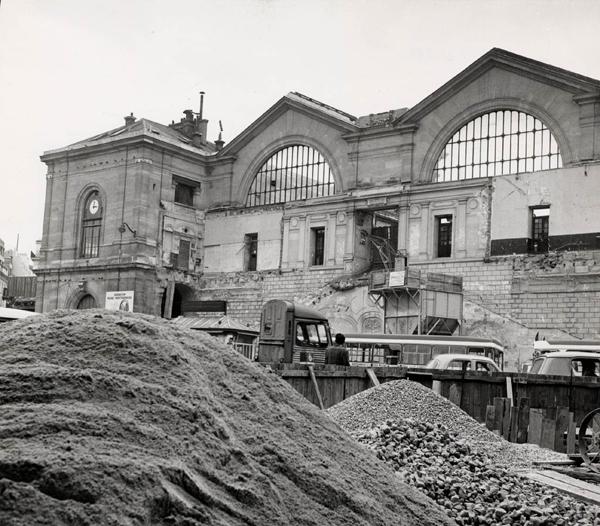 1969 vie et mort de la gare montparnasse paris unplugged for Piscine montparnasse