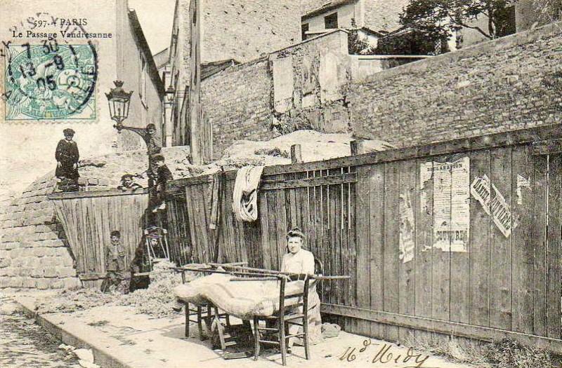 Rue du Moulin des Prés