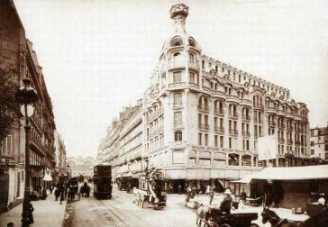 1853 – La Rue de Rennes