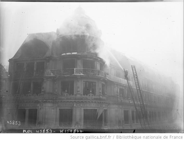Incendie 1915