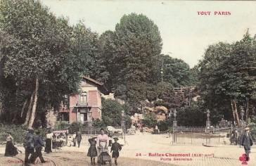 1867 – Le Parc des Buttes Chaumont