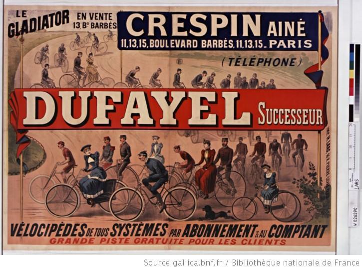 Les Galeries Dufayel