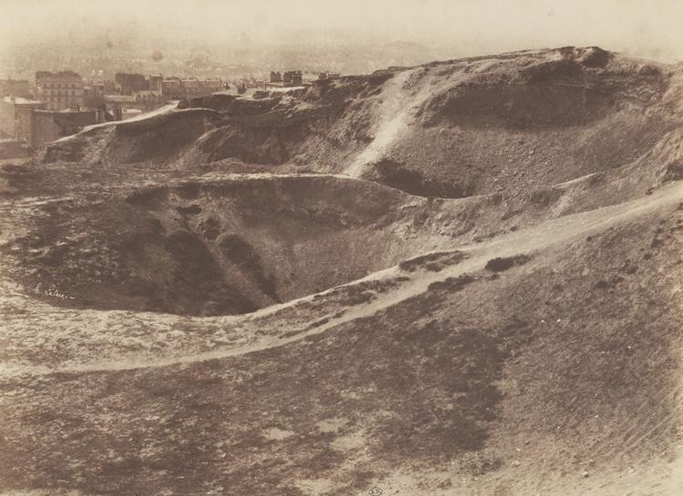 Henri le Secq 1852 - Carrière d'Amérique