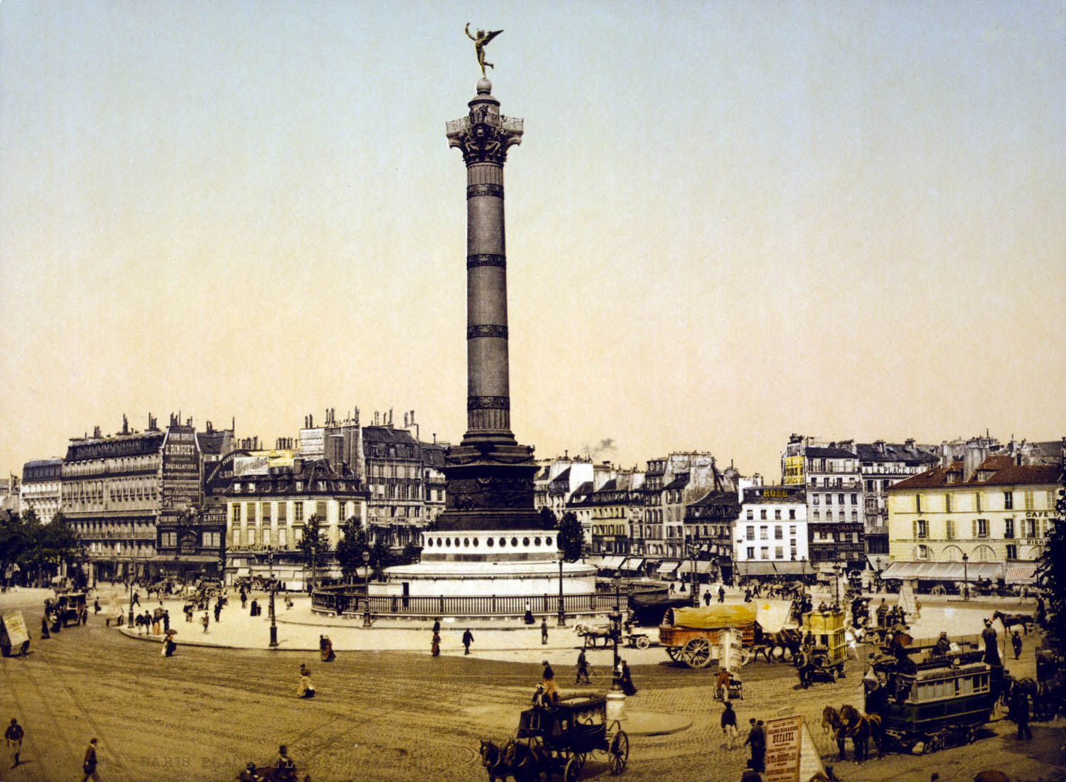 1789 place de la bastille travers les ges paris unplugged. Black Bedroom Furniture Sets. Home Design Ideas