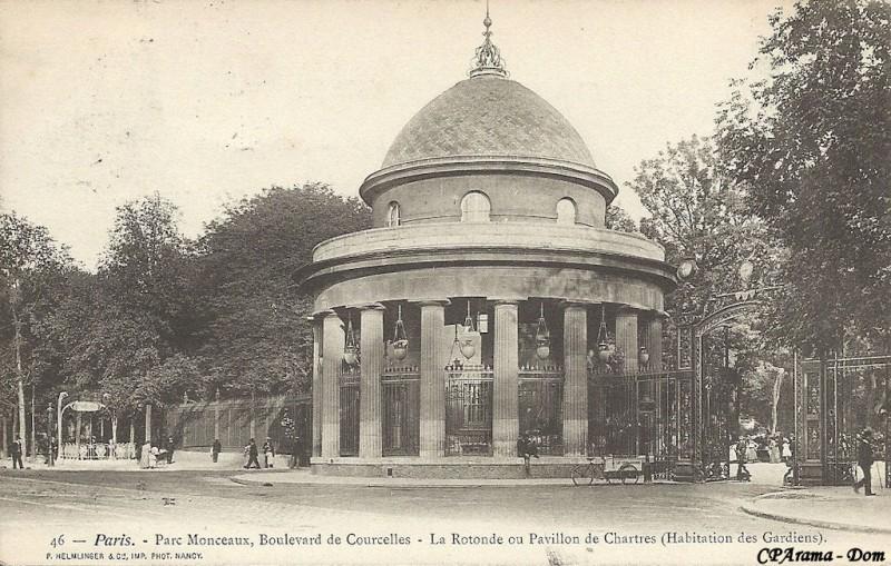Rotonde de Chartres