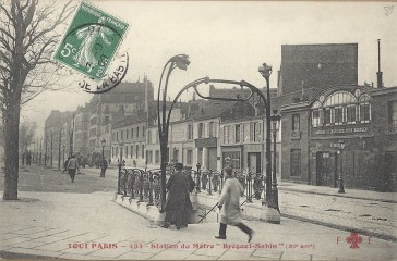 1900 – Stations de la Ligne 5