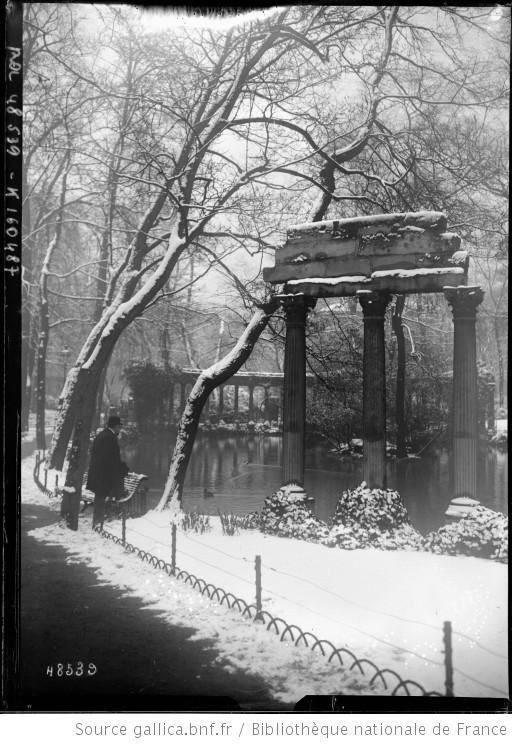 1917 - Les ruines