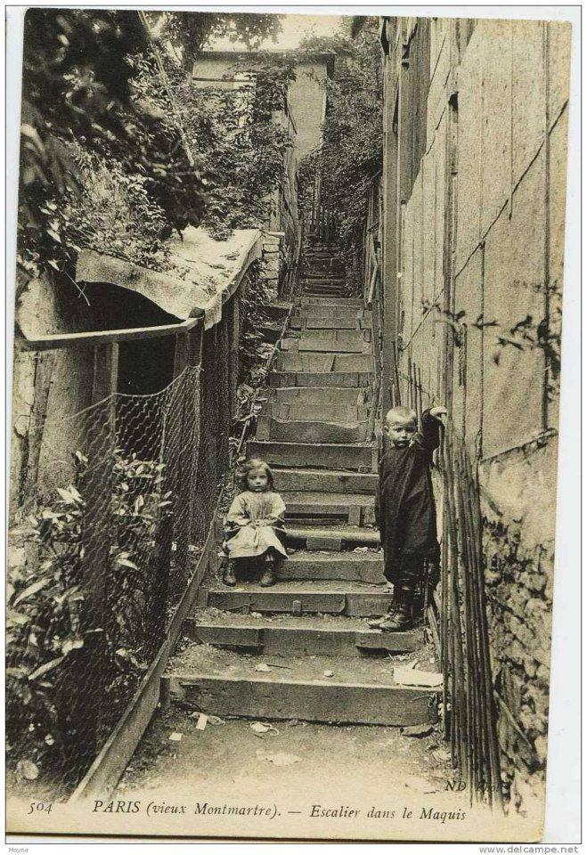 Le Maquis de Montmartre