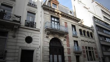 Paris 17 – Les rats de Sarah