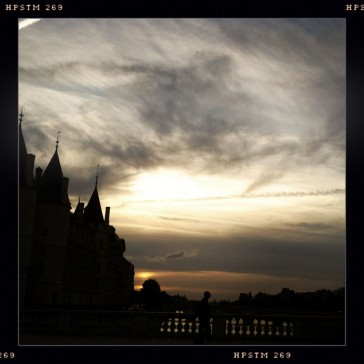 August evening trip