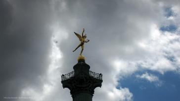 Paris 12 – Qui est vraiment l'ange de la Bastille ?