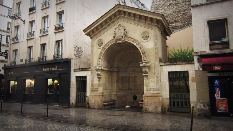 La Fontaine de la Roquette