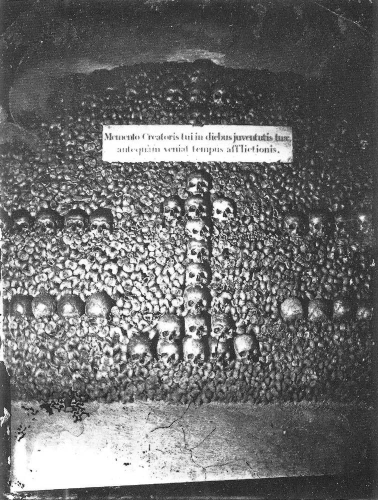 Les Catacombes (Nadar)