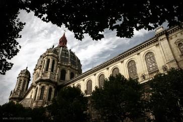 Paris 08 – L'Église Saint Augustin