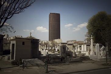 Paris 14 – Le Cimetière du Montparnasse