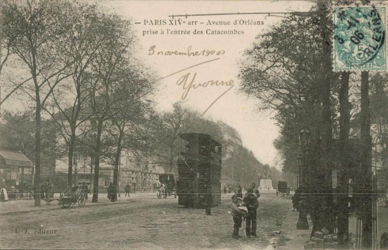 Avenue d'Orléans