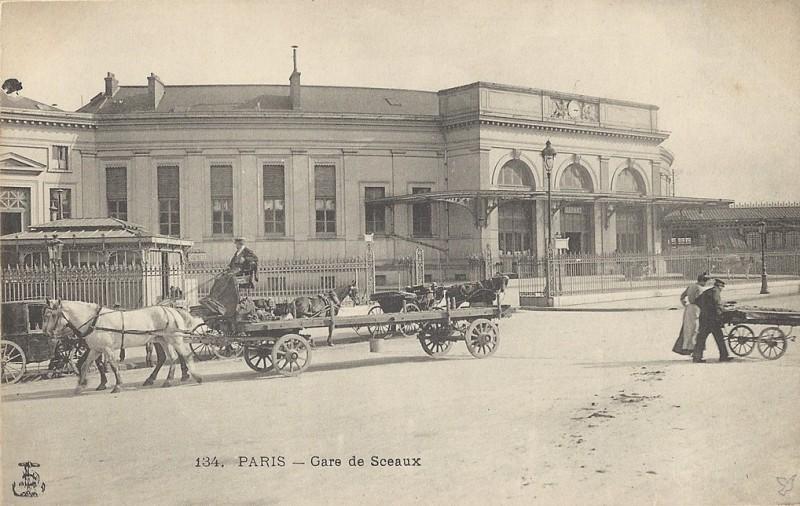 Gare de Sceaux
