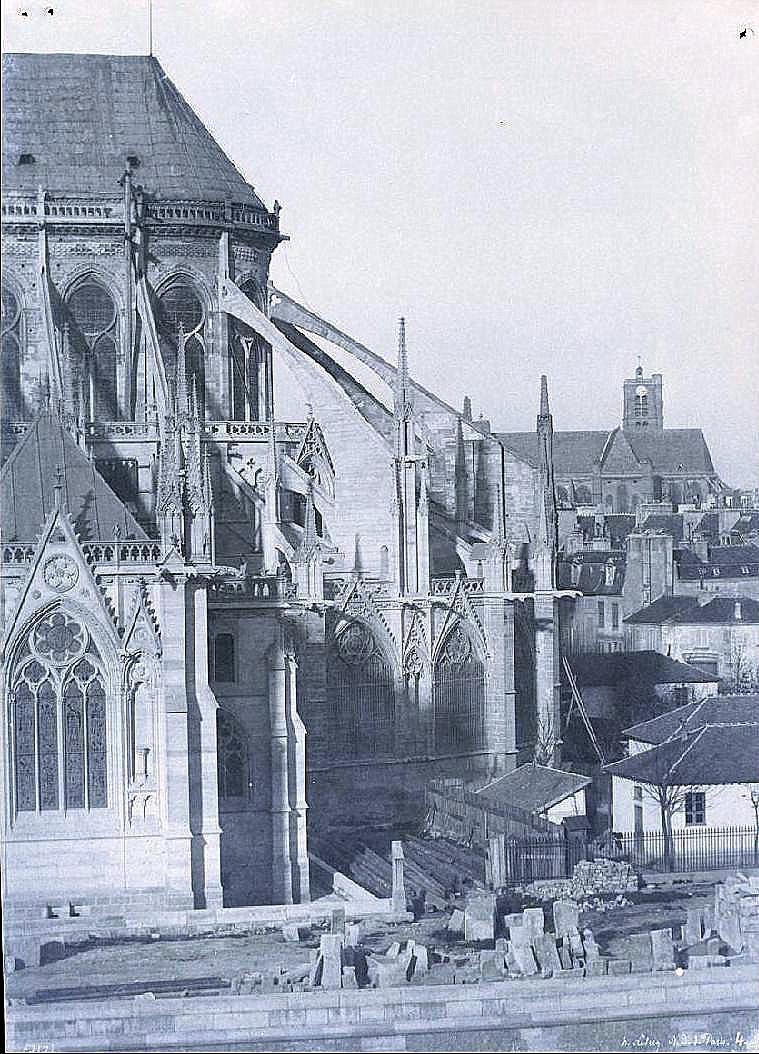 Henri Le Secq 1851