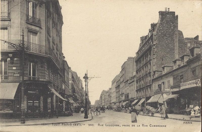 Lecourbe 15