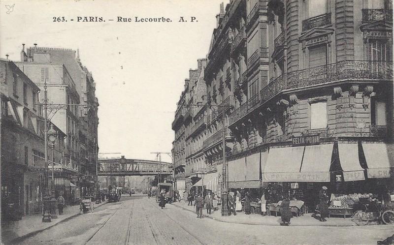 Lecourbe 7